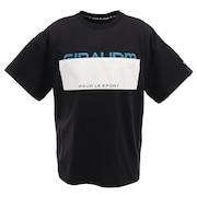Tシャツ メンズ ドライプラス UV 半袖Tシャツ 863GM0CD2436 BLK