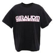 Tシャツ メンズ ドライプラス UV 半袖Tシャツ 863GM0CD2437 BLK