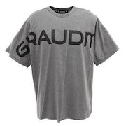 Tシャツ メンズ ドライプラス UV 半袖Tシャツ 863GM0CD2439 GRY