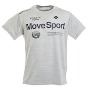 ブリーズプラス 半袖Tシャツ DMMPJA61 GYM オンライン価格