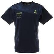 DPUV 半袖メッシュTシャツ 863GM1CD6662 NVY