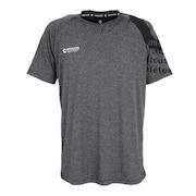 ドライプラス UV COOL 半袖Tシャツ 863GM1ES6704 BLK