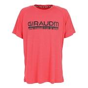 ドライプラスクール UV 半袖Tシャツ 863GM1ES6707 RED