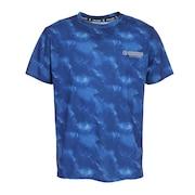 ドライプラス UVテッククロスTシャツ 863GM1SD6719 BLU