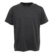 ドライプラス クールカチオン半袖Tシャツ863D1SD6839 BLK