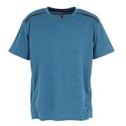ドライプラス クールカチオン半袖Tシャツ 863D1SD6839 BLU