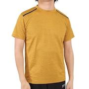 ドライプラス クールカチオン半袖Tシャツ 863D1SD6839 GLD