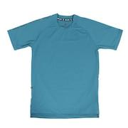 ドライプラスシャインブロック 半袖Tシャツ  863GM1HD6835 DGRN