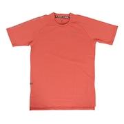 ドライプラスシャインブロック 半袖Tシャツ 863GM1HD6835 RED