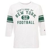 3/4スリーブTシャツ C3-T404 010