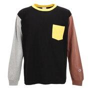 ロングスリーブTシャツ C3-T412 090
