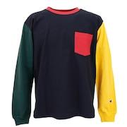 ロングスリーブTシャツ C3-T412 370