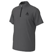 ハーフジップ半袖シャツ QMMPJA70ZZ CMX オンライン価格