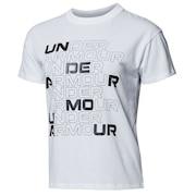 コットン ボックス グラフィック  半袖Tシャツ 1364218 100