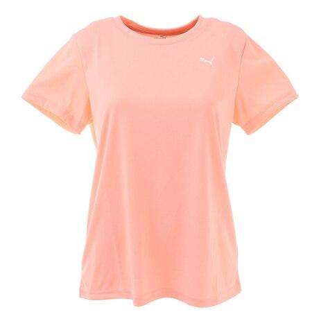 トレーニングTシャツ 520659 03 PNK 半袖