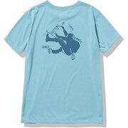 ショートスリーブロッククライマーTシャツ  NTW32172 MU