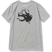 ショートスリーブロッククライマーTシャツ  NTW32172 Z