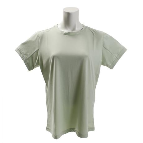 【多少の傷汚れありの為大奉仕】Tシャツ レディース 半袖 サイクルエアー 864G8ID5695 MNT
