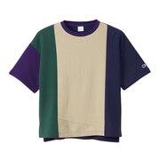 ハーフスリーブスウェットシャツ  CW-T010 780