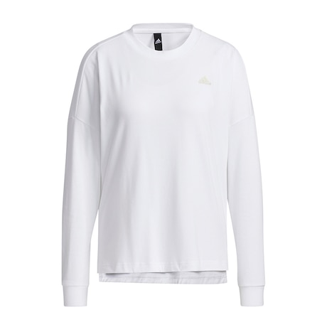 Tシャツ レディース 長袖 WORDING RU262-HA1867