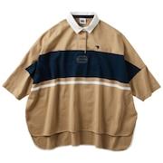 ポンチョ風ラガーシャツ WA40705 31