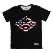 ボーイズ 半袖Tシャツ 68115 BLK オンライン価格