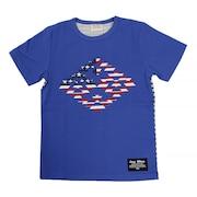 ボーイズ 半袖Tシャツ 68115 BLU オンライン価格