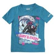 キッズ SURFIN CHIMP 半袖Tシャツ 884151-E5W
