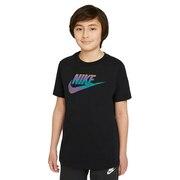 ジュニア 半袖プリントTシャツ DH6523-010