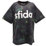 ボーイズ プラクティス Tシャツ 半袖 XA-20S05B BLK オンライン価格