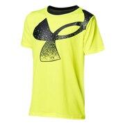 ボーイズ テック スプラッター シンボル 半袖Tシャツ 1364226 731