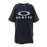 ジュニア クイックドライ ショートスリーブTシャツ O BARK YTR FOA402446-6AC 半袖