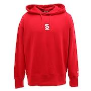 Sロゴ スウェットフーディ sl202002109-RED