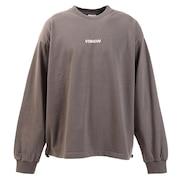 Tシャツ メンズ 長袖 ドローコード 0323151-02CHA