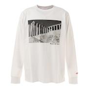 PHOTO ロングスリーブシャツ sl2020aw004-white