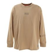 Tシャツ メンズ 長袖  869R1CD6238 BEG