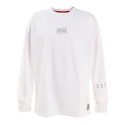 Tシャツ メンズ 長袖  869R1CD6238 WHT