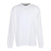 Tシャツ メンズ 長袖  スリーブポケット SL-ALL-004-WHT