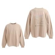 ロードイラストロングTシャツ 705032-35 BEI