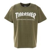 Tシャツ メンズ 半袖 TH8101HW-OLV