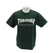 tシャツ メンズ 半袖 ロゴ Tシャツ TH8101IV オンライン価格