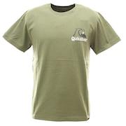 Tシャツ メンズ EMPTY ROOM ST REGULAR FIT 半袖Tシャツ 20SPQST201037KHA オンライン価格