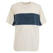 Tシャツ メンズ BEACH ST 半袖 ビーチパイル 20SPQST201051WHT オンライン価格