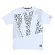 Tシャツ 半袖 DOT SCRIPT BIG Tシャツ 869R0EG3215 WHT オンライン価格