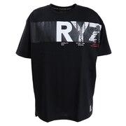 tシャツ   半袖  PANEL PIC BIG Tシャツ 869R0EG3216 BLK オンライン価格