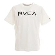 BIG RVCA 半袖Tシャツ BA041249 WHT