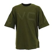 FAKE RVCA 半袖Tシャツ BA041254 MOS