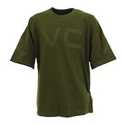 FAKE RVCA 半袖Tシャツ BA041254 MOS オンライン価格