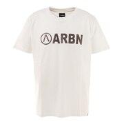 プリントTシャツ SSAIRB-O001WHT/BLK