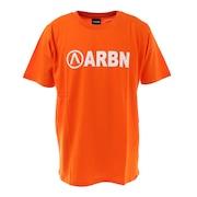 ロゴTシャツ SSAIRB-O002ORG/WHT